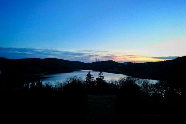 Fées du lac au lac du Laouzas (Tarn)